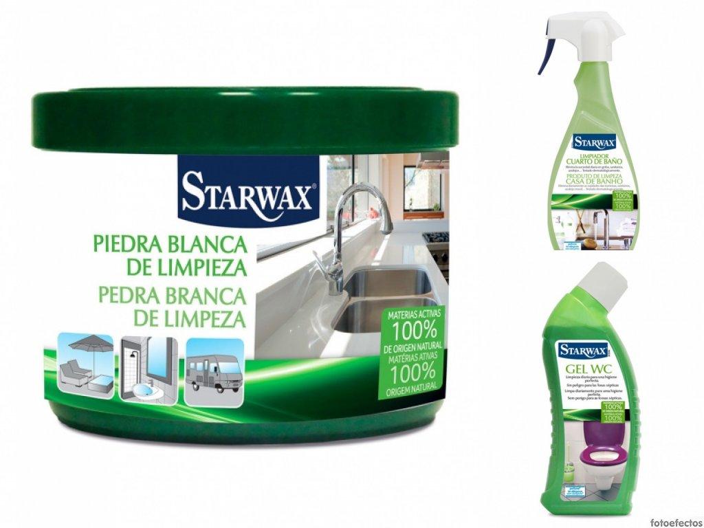 GAMA DE PRODUCTOS DE LIMPIEZA SOLUVERT DE STARWAX